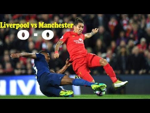 Liverpool Vs Manchester United 0 0 Highlights Full Match Liverpool V Liverpool Vs Manchester United Liverpool Full Match