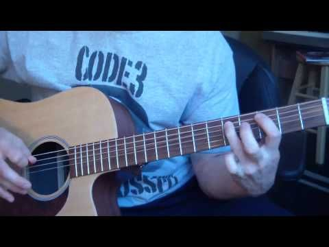The Allman Brothers - Midnight Rider (SLOWER VERSION) Guitar Lesson ...