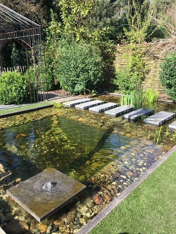 34 Outstanding Backyard Landscaping Design Ideas For Your Home Garden Pond Design Backyard Landscaping Backyard Landscaping Designs Backyard zen garden pond