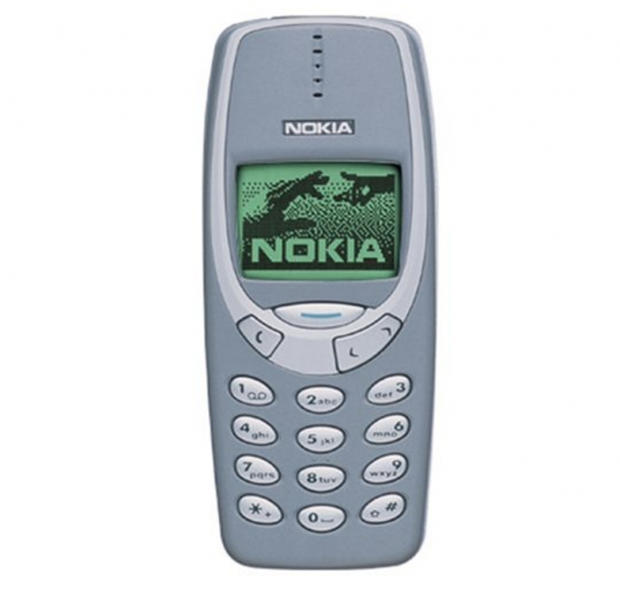 The classic Nokia 3310 ghost phone for security monitoring