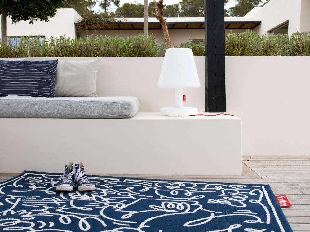 Tapis D Exterieur Carpet Diem Fatboy Bleu Made In Design Tapis Exterieur Chambre Bebe Tapis Fatboy