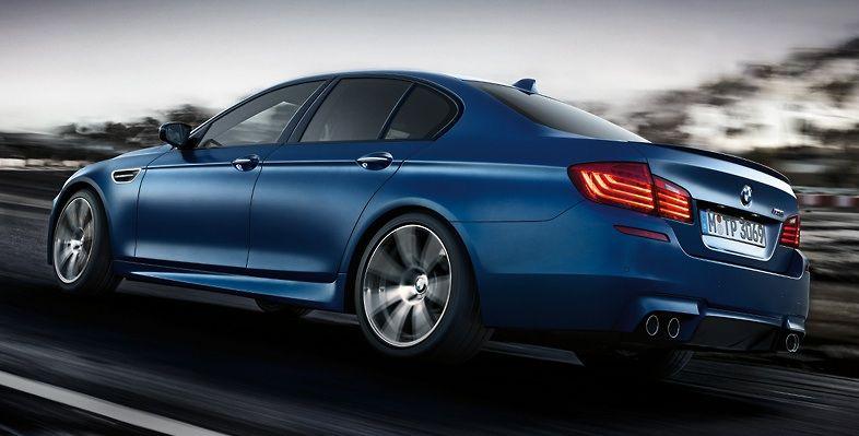 Nuevo BMW M5 2013