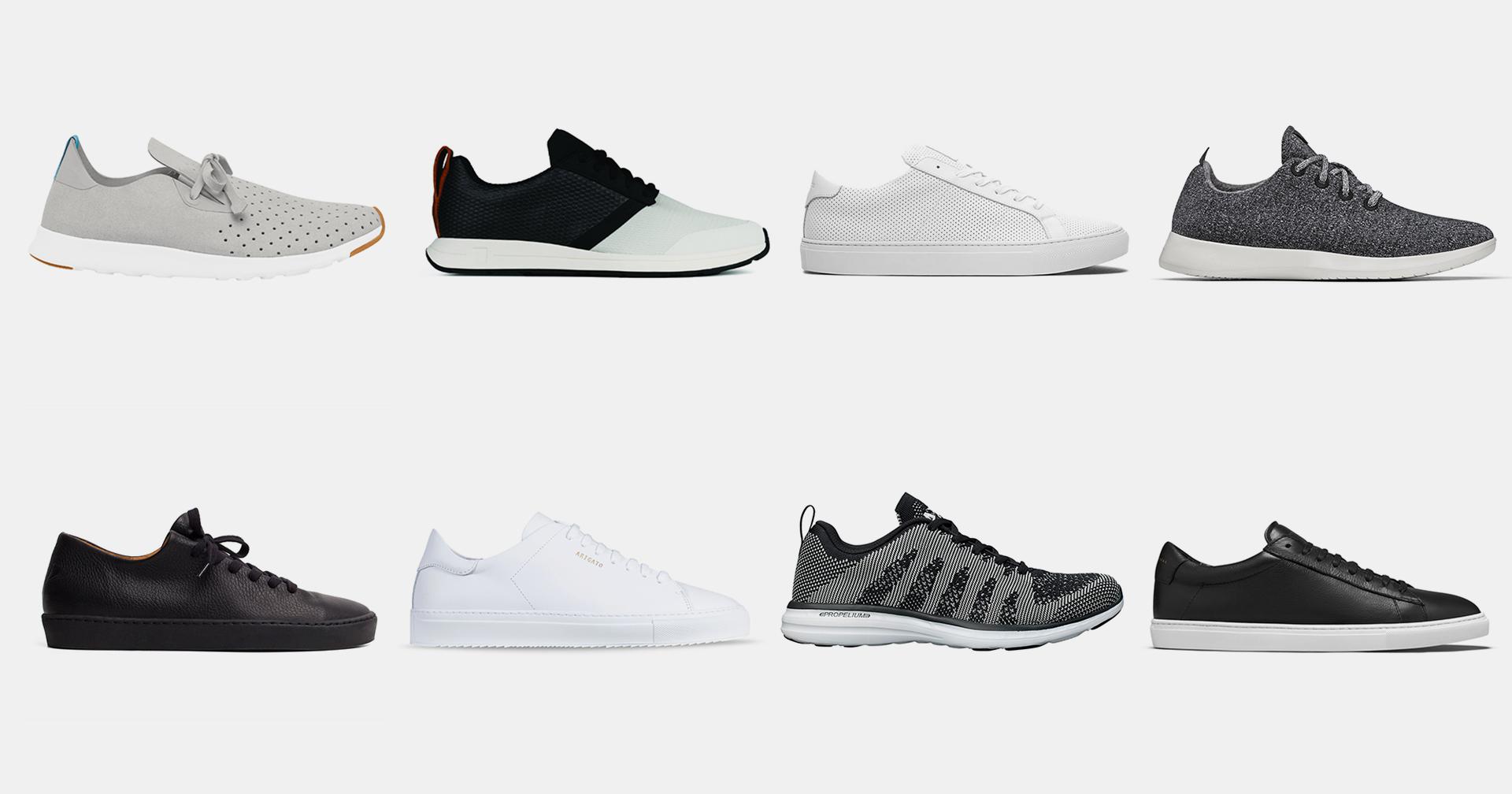 Sneaker Brands Every Guy Should