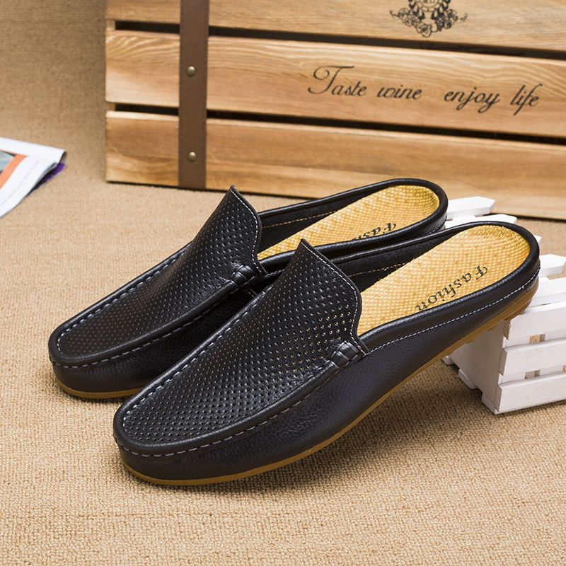 Mens Shoes Without Backs