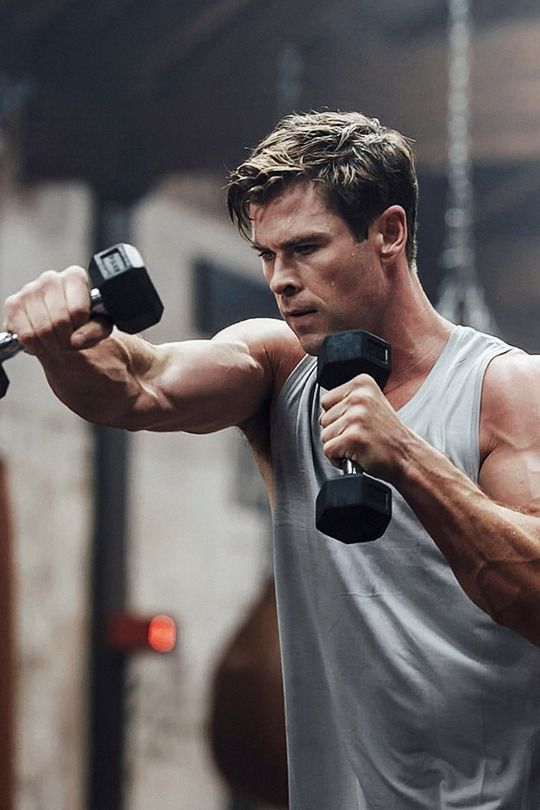 CHRIS HEMSWORTH Chris hemsworth workout, Chris hemsworth