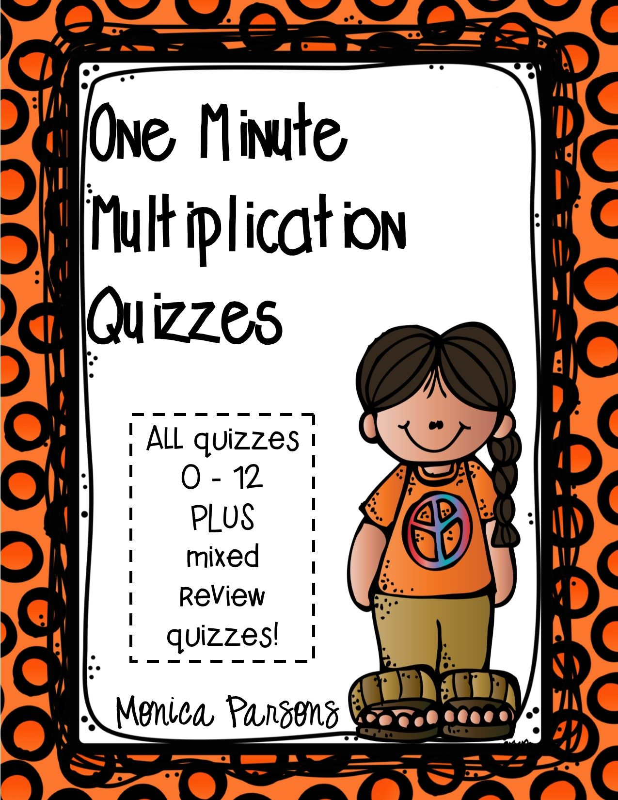 Multiplication Fact Quizzes 0 12 And Mixed Review