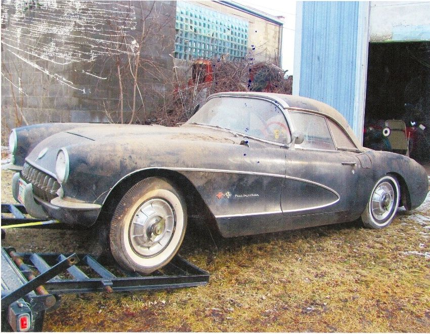 1957 Corvette Fuelie Maintenance/restoration of old/vintage ...