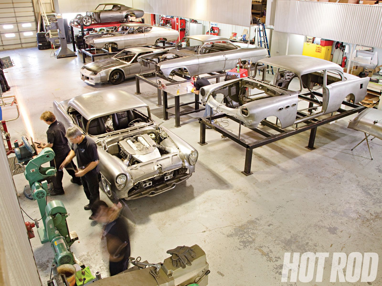 98 best workshops images on pinterest garage workshop garage hot rod garage