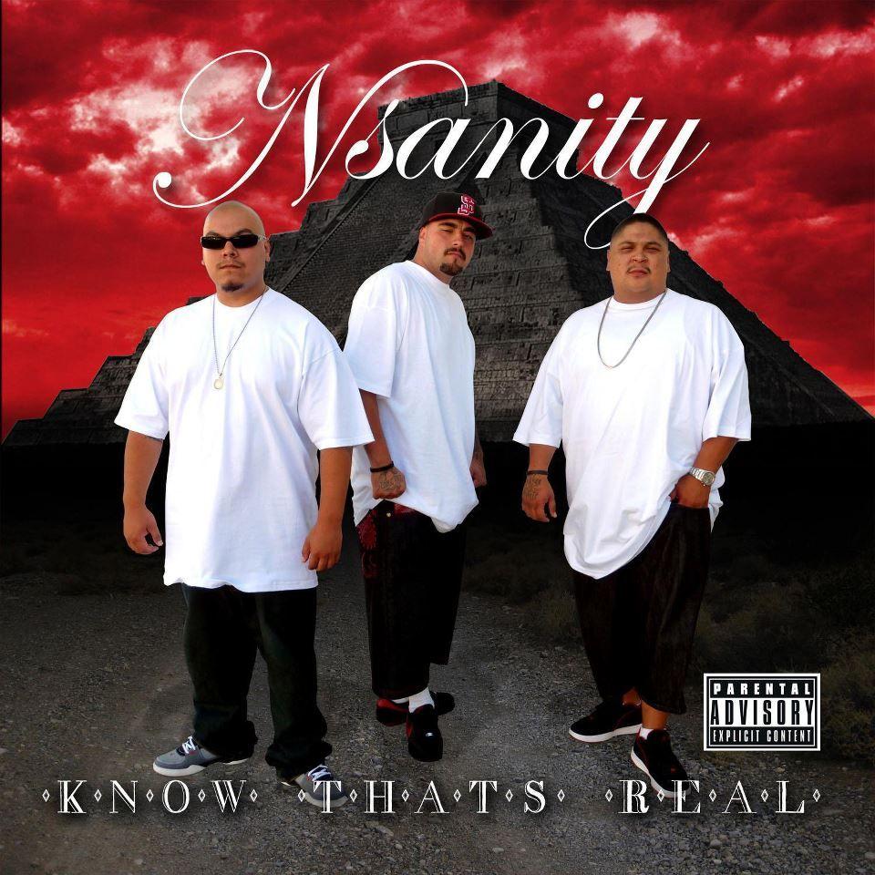 Backyard Band Keep It Gangsta: Nsanity (San Jose Northside Rap Band)