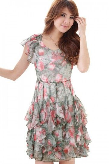 Cute Casual Dresses for Teens large sizes | mouse over to zoom in ...