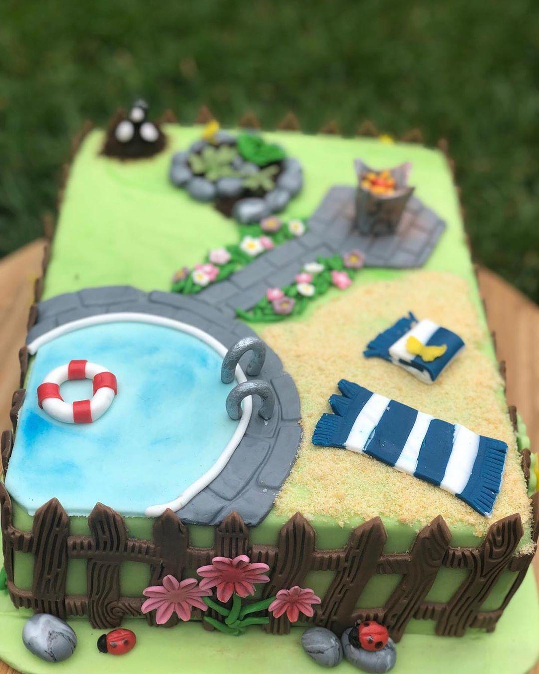 Eine Garten Torte Fur Die Liebe Juttanientiedt Niraksmagiccake Motivtorte Motivtortenwelt Motivtortenliebe Self Kuchen Bilder Motivtorte Geburtstagstorte