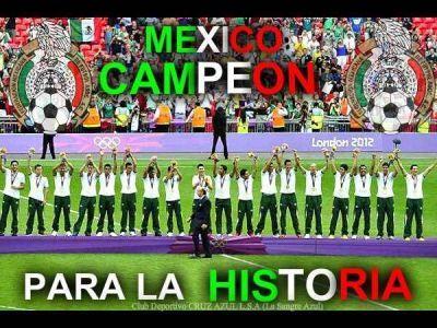 México dorado.