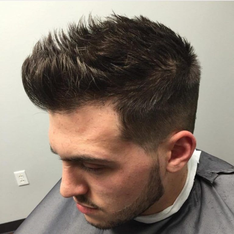 Low Fade Haircuts For White Guys Fashionfeeds Haircut