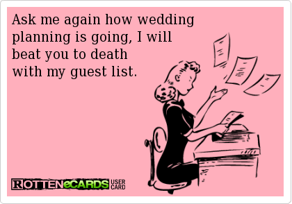 Funny Wedding Guest List Meme More Awesome Wedding Photos at – Wedding Guest Planning
