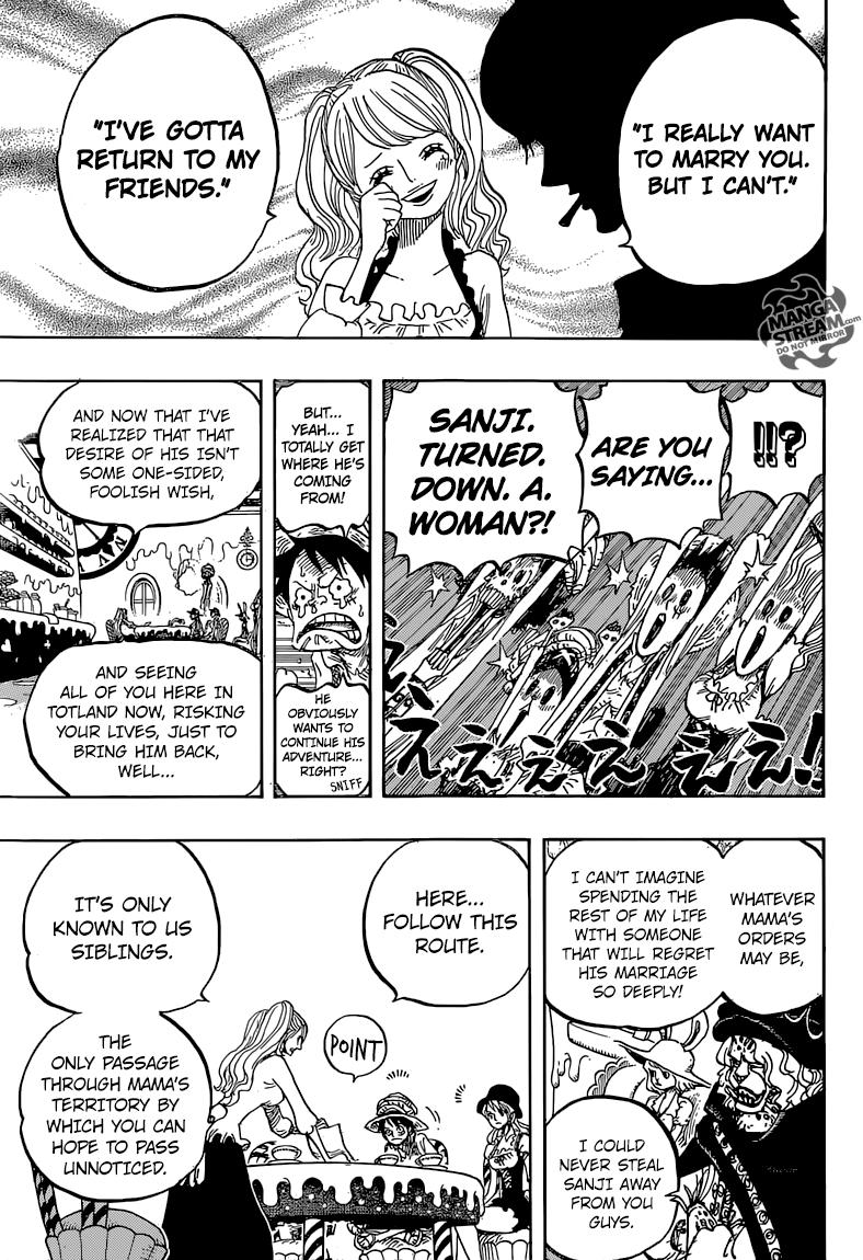 one piece 828 - page 12 - manga stream | one piece | pinterest