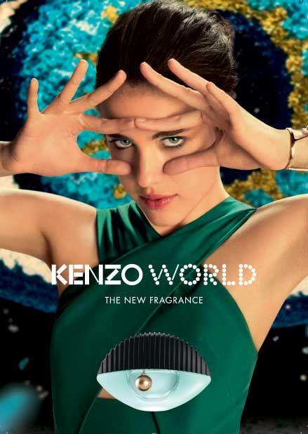 Musqué Floral Kenzo De Boisé Est Pour World FemmeC Un Parfum D9EHI2W
