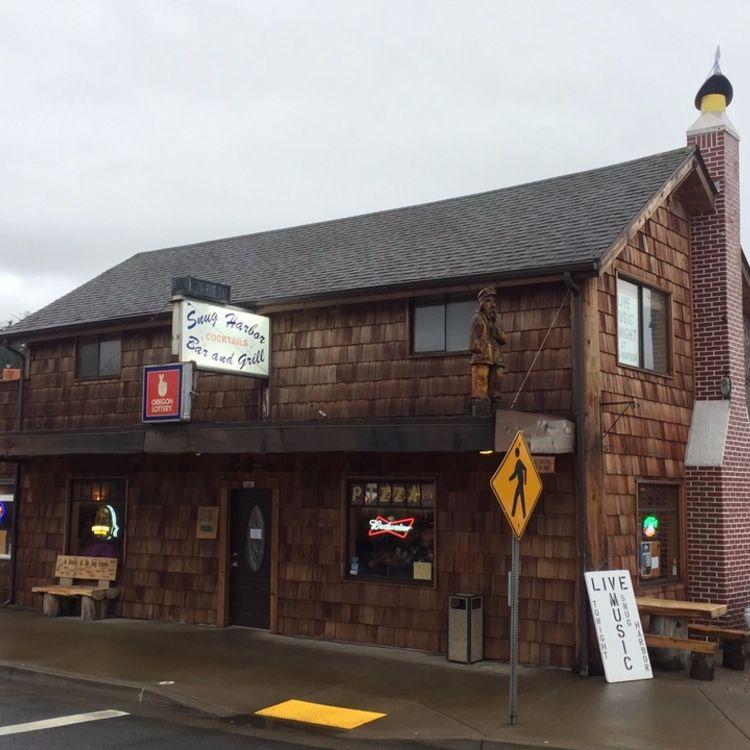 Snug Harbor Bar And Grill Is Pet Friendly Snug harbor