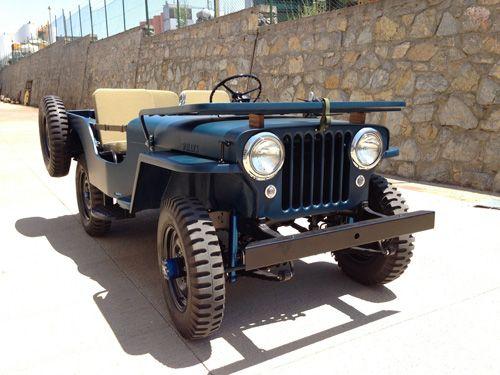 Gurhan Huroglu Willys Jeep Willys Jeep Cj