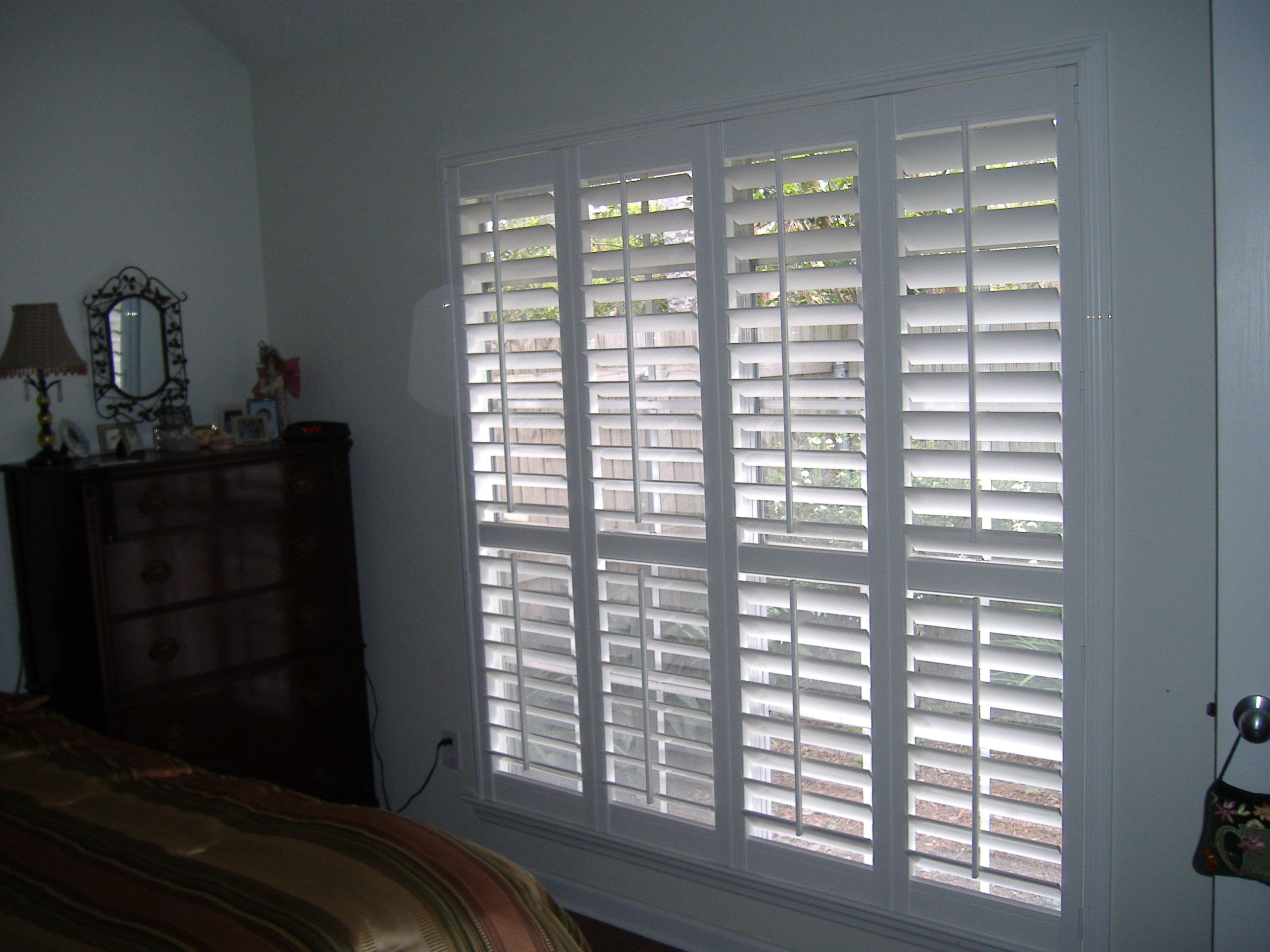 Vinyl Plantation Shutters Prices I Like The Way This Looks.