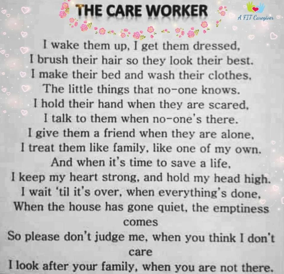 Pin On Caregiving Quotes