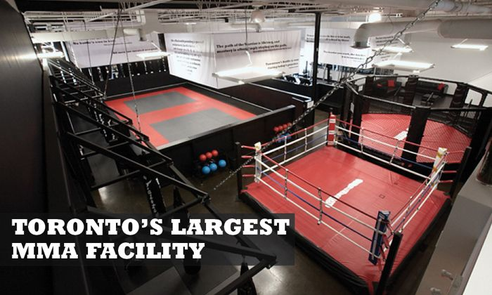 Best Martial Arts And Fitness Gym Toronto Mma Classes Mma Training In Toronto Revmma Com Boxing Gym Design Kickboxing Gym Gym Design