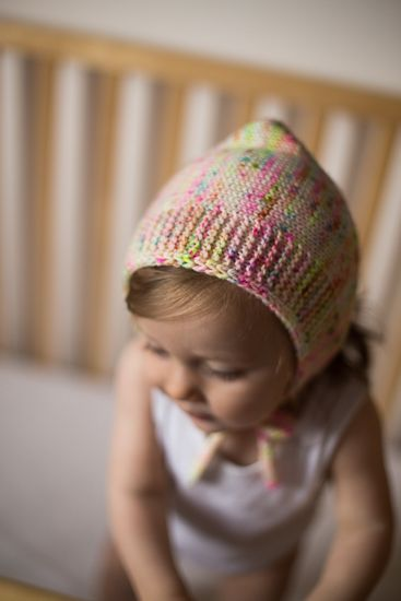 Beloved Bonnet By Tin Can Knits Knitted Head Warmers Pinterest