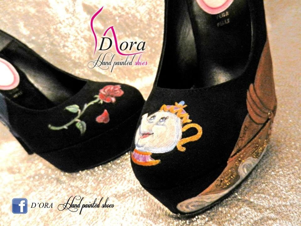 https://www.facebook.com/pages/DORA-Hand-Painted-Shoes/144006675801939 #handpainted #hand #painted #shoes #scarpe #dipinteamano #dipinte #art #fashion #high #heels #plateaux #butterfly
