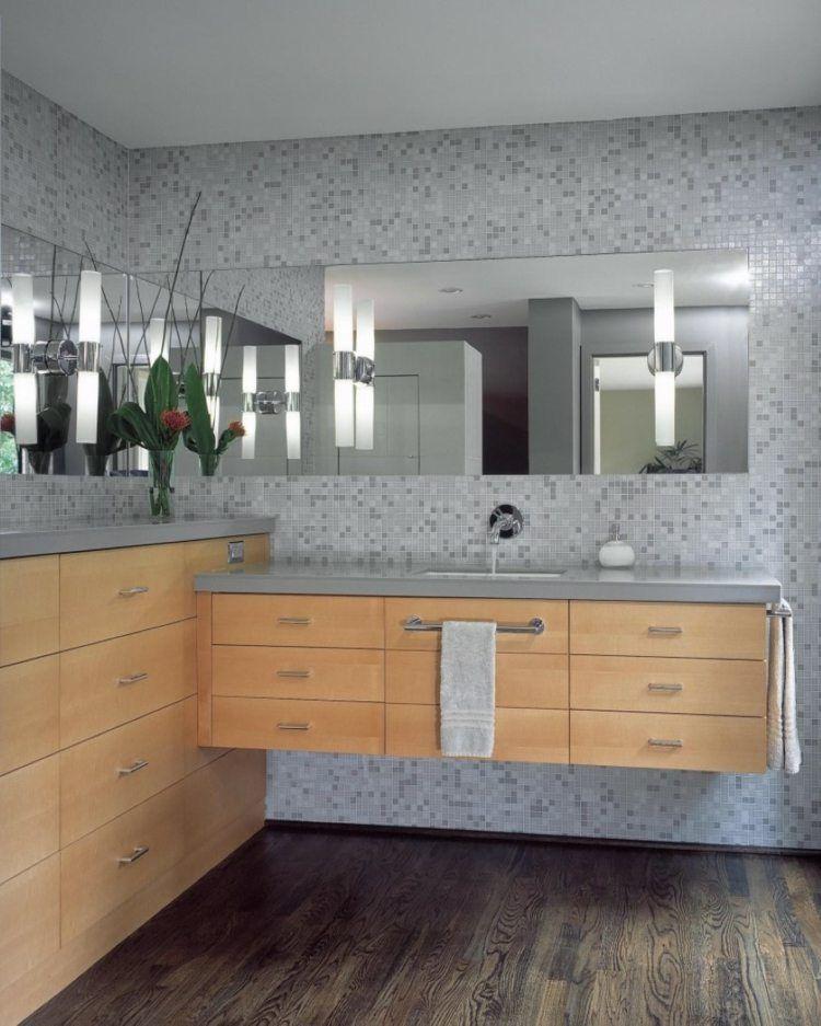 luminaire salle de bain id es en 22 photos splendides salle de bain luminaire salle de bain