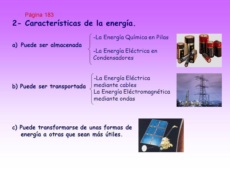 2 Características De La Energía Jpg 960 720 Formas De Energia Energia Quimica Energia Electrica