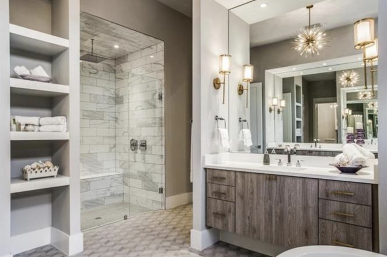 Latitude Cabinets Modern Bathroom Vanity Casa Textured