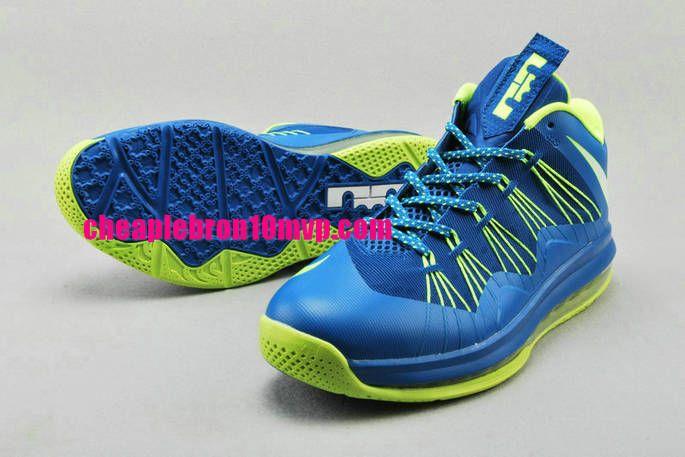 Lebron 10 Low Sprite Sport Turquoise Lime Green Volt Cheap Lebron James  Shoes d14a476ce1