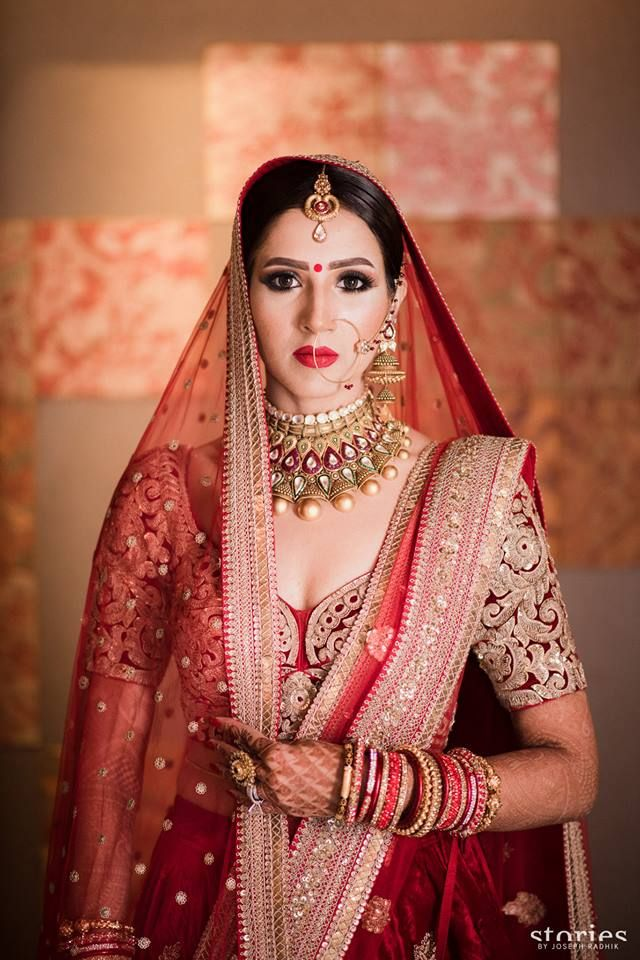 3e4bbed1cdab Pin by Neha Singh on Big indian Wedding | Bridal jewelry, Desi bride,  Indian bridal