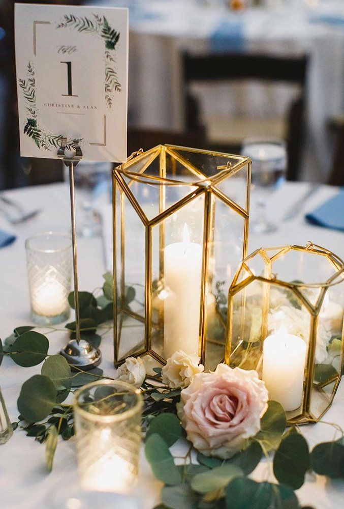 30 Most Luxury Gold Wedding Decorations | Wedding Forward