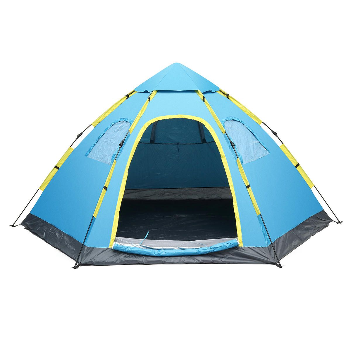 Outdoor Camping 5 8 People Automatic Pop Up Tent Waterproof
