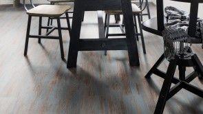 Novilon pvc stroken blauw steigerhout issa vloeren assortiment