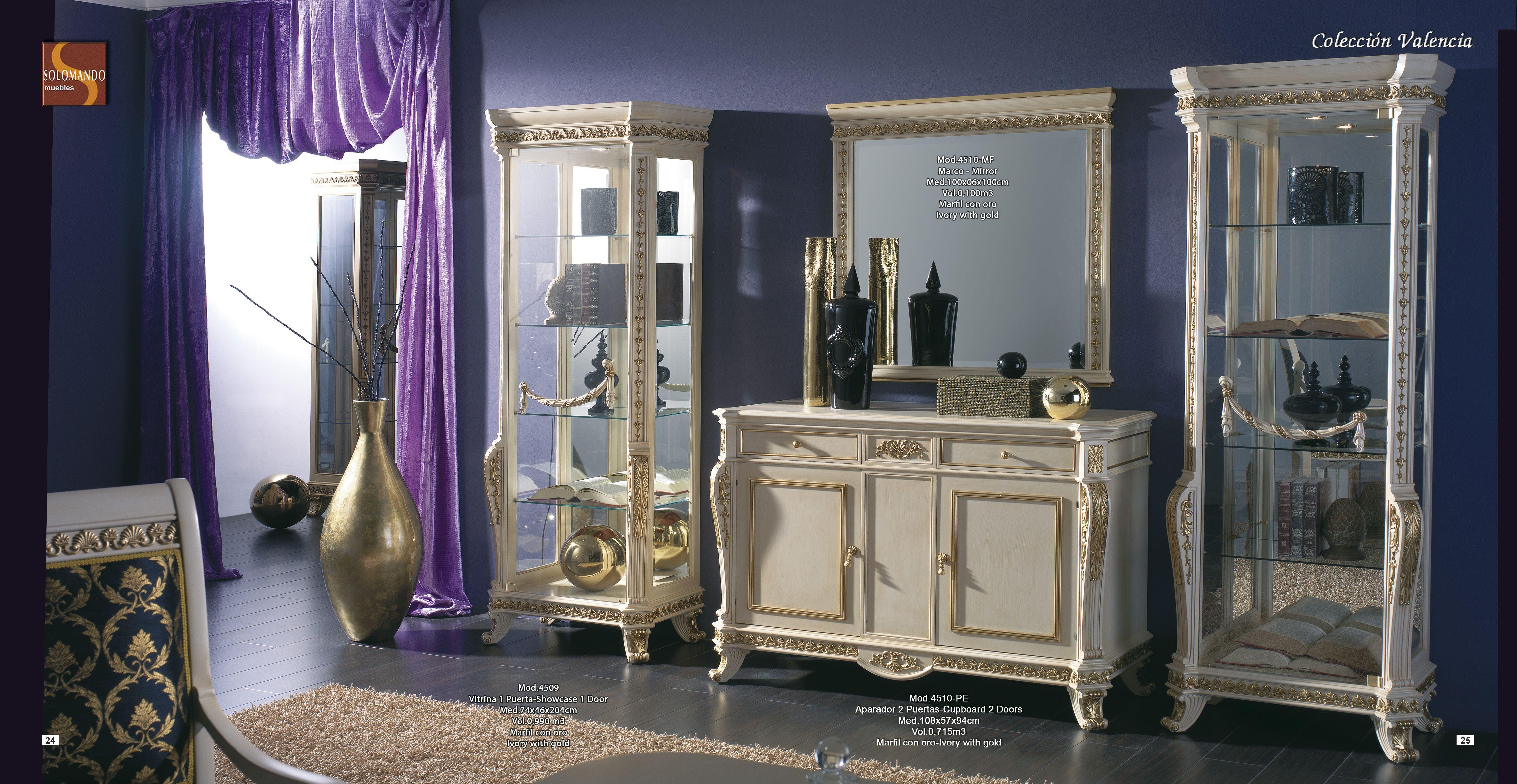 Muebles de gama alta estilo colonial provenzal y barroco dormitorios coloniales decoraci n y - Lamparas estilo colonial ...