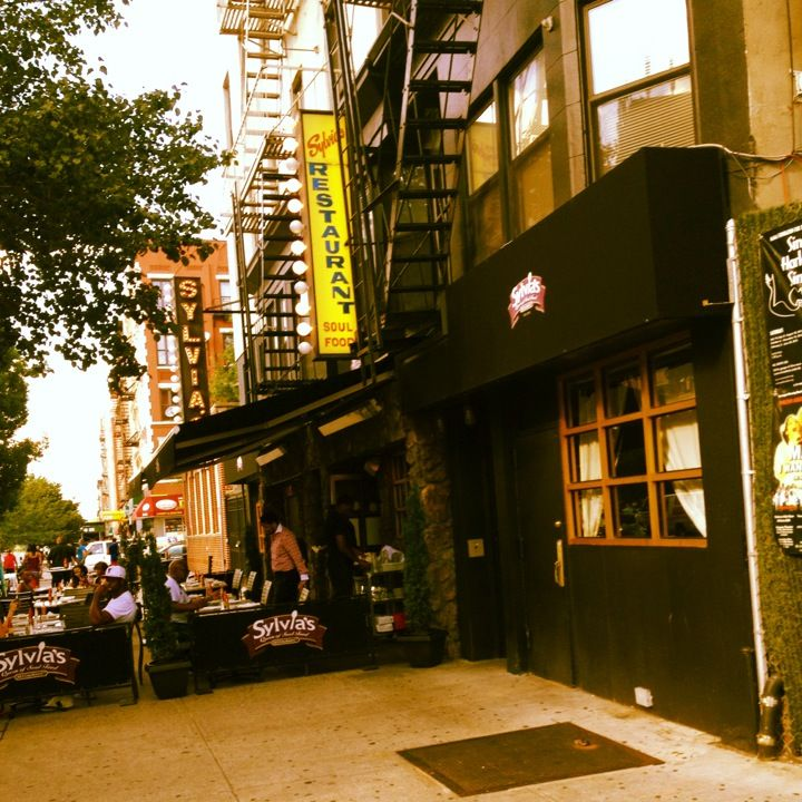 Sylvias Soul Food Restaurant Harlem Ny Nyc Pinterest