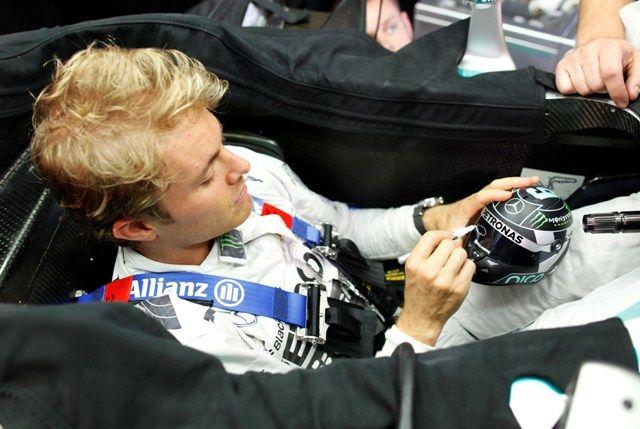 Gp Giappone, libere 1: Rosberg parte col piede giusto
