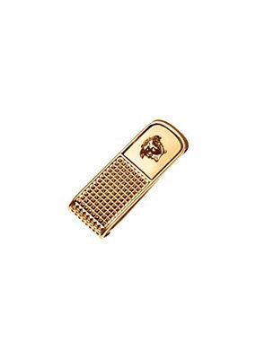63a8fb8ef2 VERSACE Golden Medusa money clip | Ital | Versace, Men's collection, Men