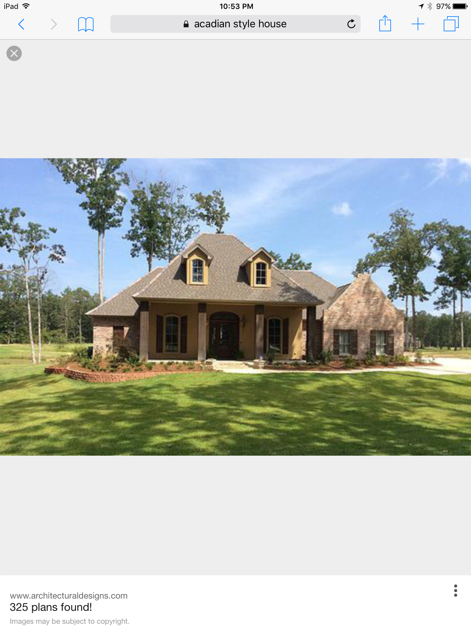 Plan 56352SM French Country Home Plan With