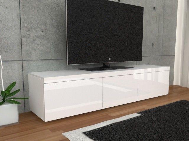 Tv Kast Wit Glans.Nasmaak Monte Carlo Tv Meubel Hoogglans 180 Cm Meubels Tv