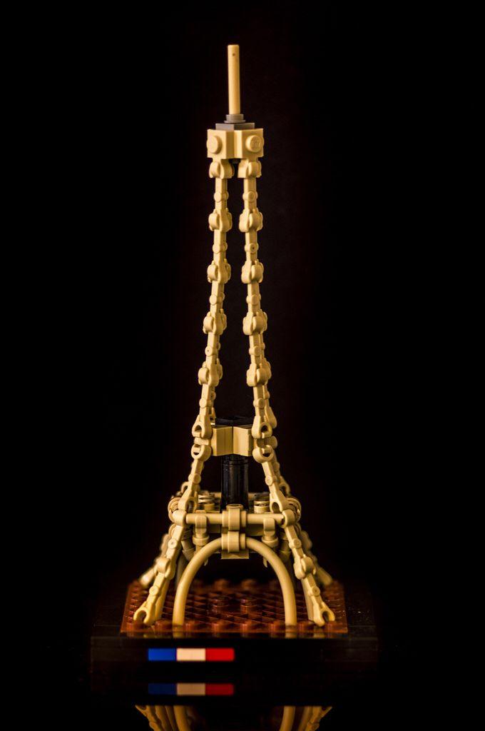 Lego Eiffel Tower (First Version)