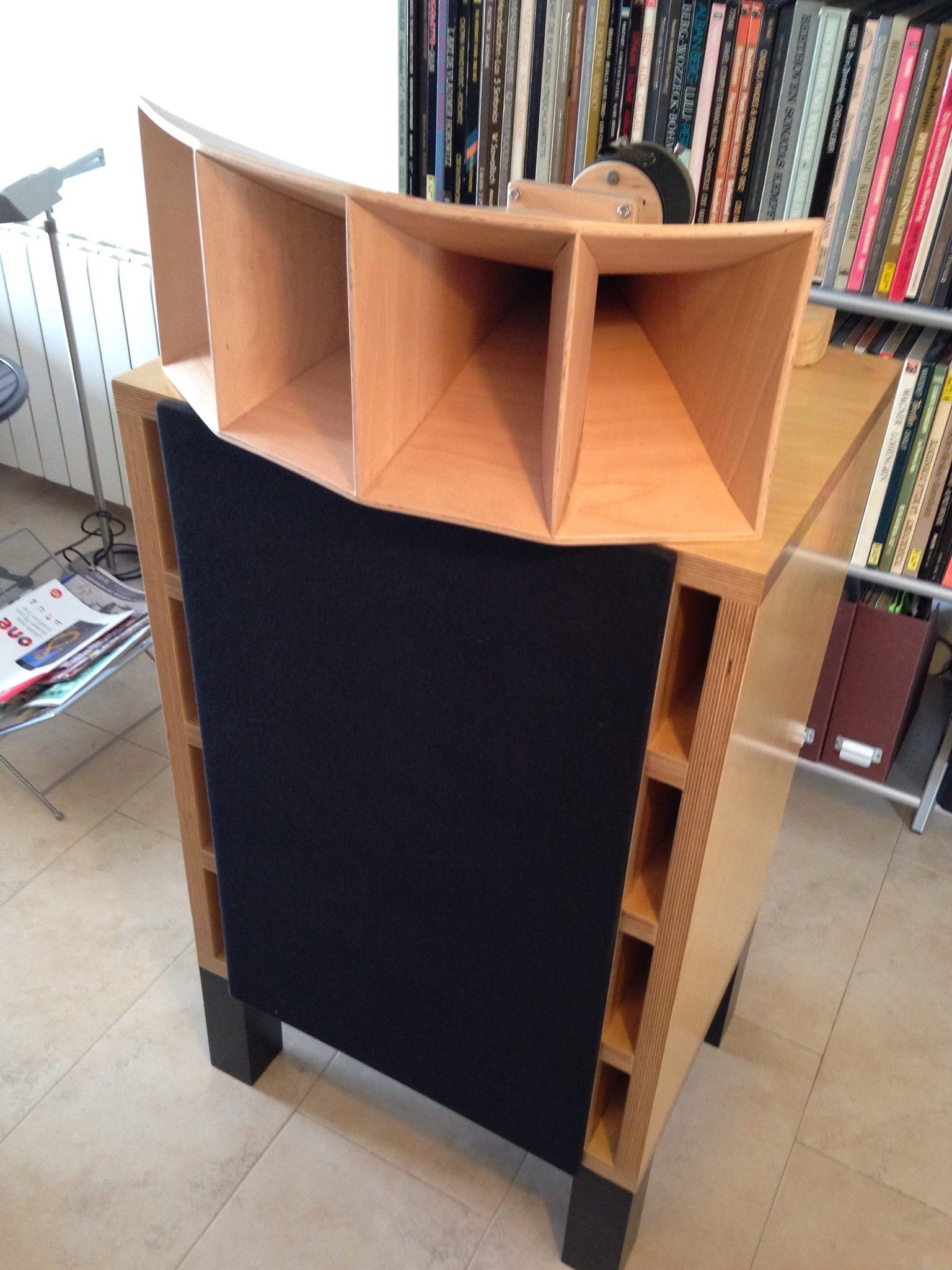 Pin by Harmonia on Horns and Waveguides | Horn speakers