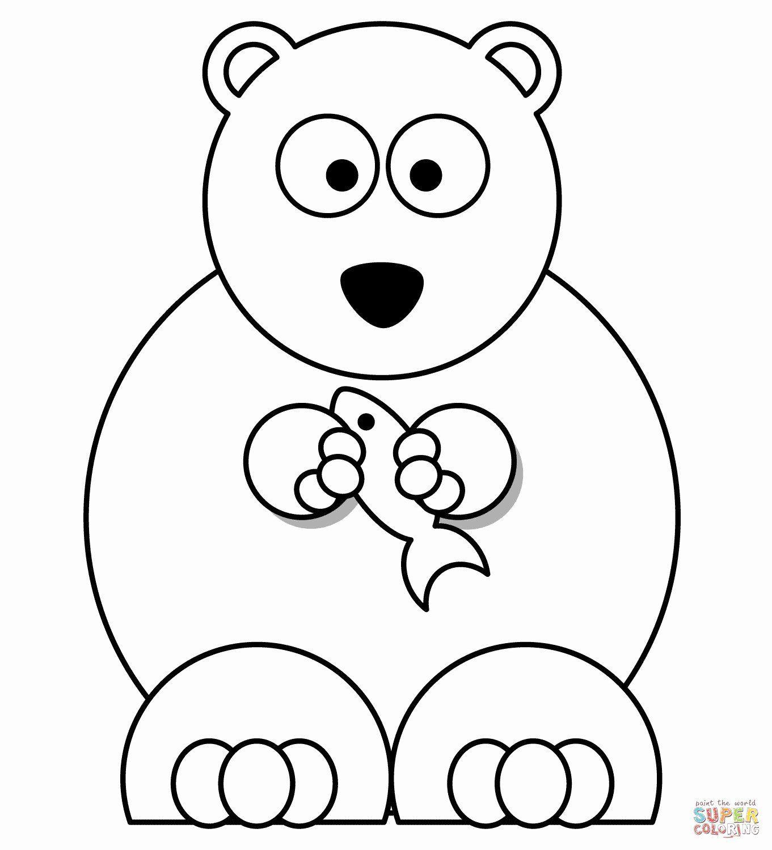 Bear Coloring Pages Kindergarten Teddy Bear Coloring Pages Bear Coloring Pages Bears Preschool