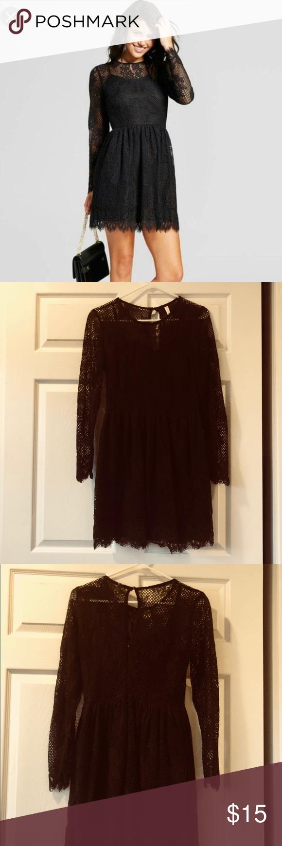Lace Black Dress Lace Dress Black Dresses Clothes Design [ 1740 x 580 Pixel ]