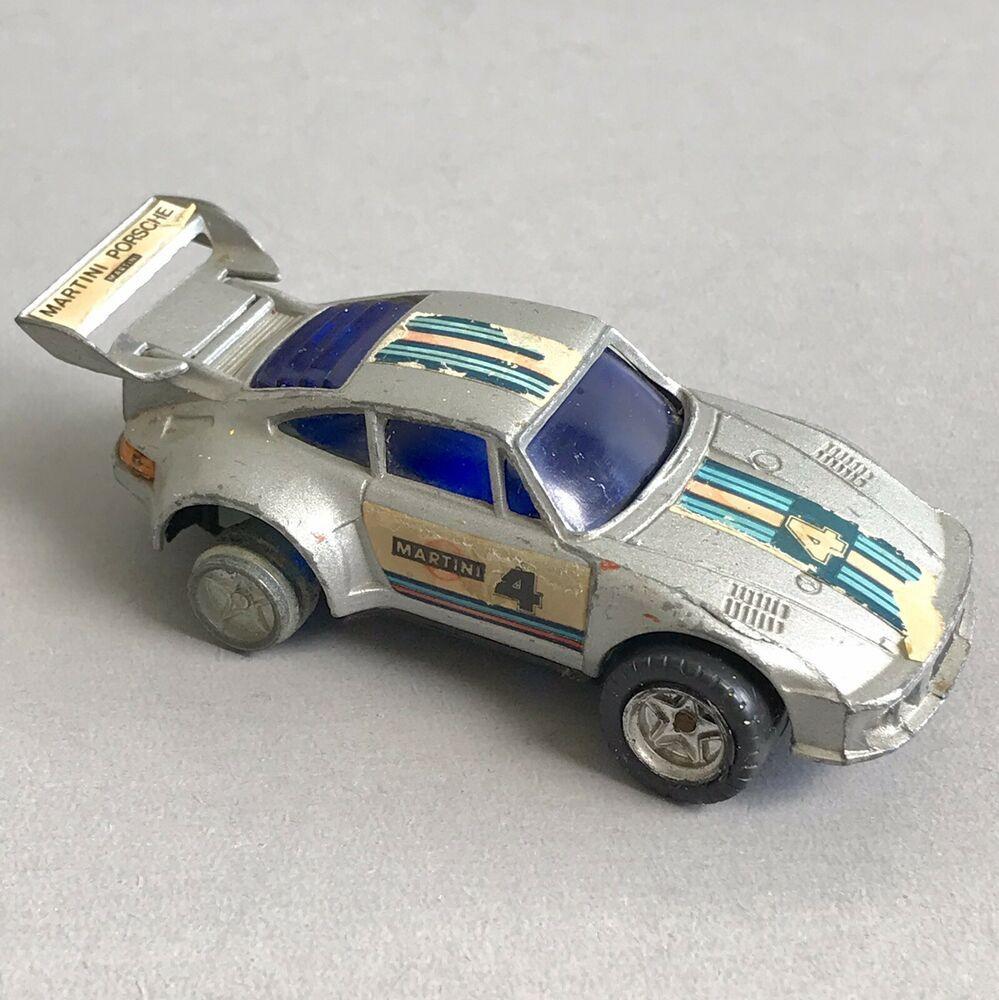 Vintage PORSCHE TURBO 935 MARTINI RACING CAR 4 ZEE TOY 1
