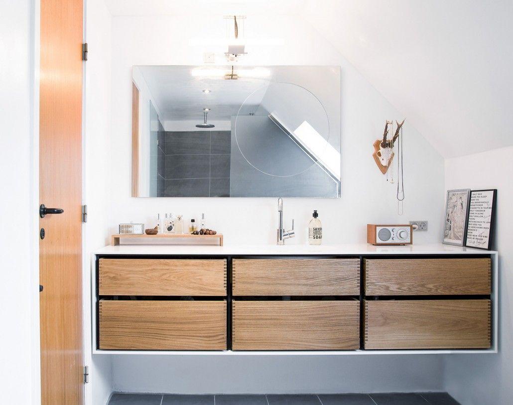 corian-shell-oaktree-drawers-bathroom  Wooden bathroom furniture