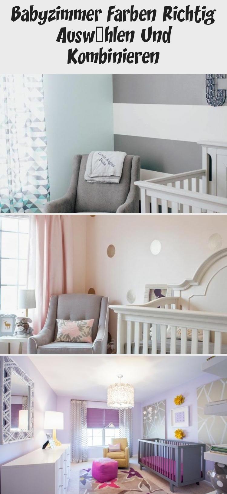 Farben Richtig Auswahlen Und Kombinieren In 2020 Babyzimmer