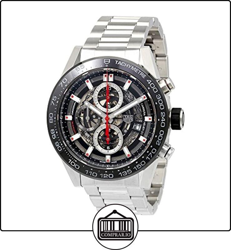 TAG Heuer Carrera Cronógrafo Automático car2a1W. ba0703 de  ✿ Relojes para hombre - (Lujo) ✿