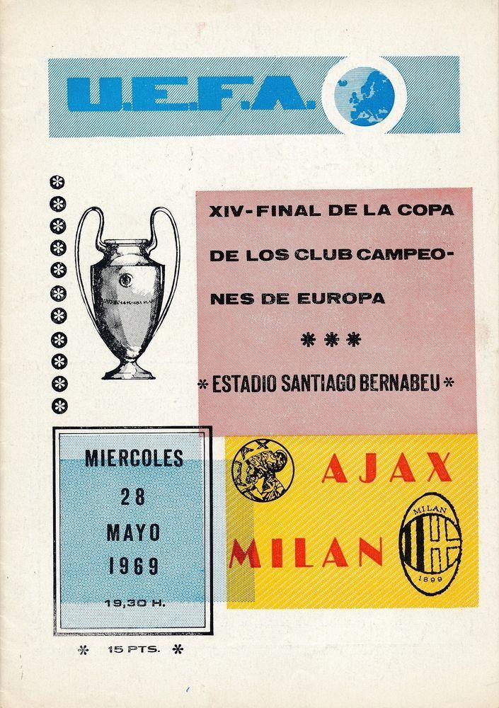 35 Programmes Ideas Football Program Cup Final Football Poster